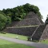 石垣の博物館「本丸南面の高石垣」