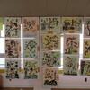 絵画展と体育指導