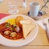 WORLD BREAKFAST ALLDAY で、イギリスの朝食を食べたら幸福だった