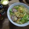 タイ風?キャベツラーメン 【飲食】【レシピ】【業務スーパー】