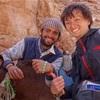 世界一周62日目  ヨルダン(18)  〜砂漠で遭難、ベドウィンに助けてもらう〜
