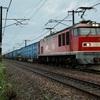 新潟で寄り道鉄① 日本海縦貫貨物の撮影