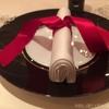 ガストロノミー ジョエル ・ロブション フレンチの  マナー最小限 クリスマスディナー #robuchon