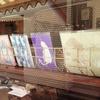 魅惑の工業用紙と、和む手ぬぐい展