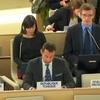 第39回人権理事会:技術支援とキャパシティ・ビルディングに関するアジェンダ項目に基づくイエメンおよびリビアにおける人権状況を議論
