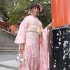 京都伏見稲荷 艶やかに淑やかに振袖で舞うココロ。。。美人さんの渾身?!のショットで撮られちゃった Ⅲ
