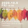 2020.10.9(FRI) 19:00 whim @ しぶや 花魁 Oiran