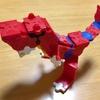【LAQ】Mini T-Rexを制作する!うん?ラキューってなに?
