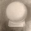 球を描くその2 絵画教室にて