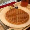 大阪帰省2 大阪っぽい朝食?