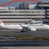 これが通常塗装!? JALのA350の4号機を激写!
