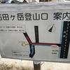 右田ヶ岳と秋吉台を歩く(上)