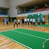 天白SCバウンドテニス教室 第1回