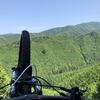 大多賀峠ヒルクライムからの林道トレイルとSHOCKWIZ・TYREWIZ初ライドとEDGE1030バッテリーテスト
