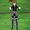 【VRChat】Dynamic Boneのinsideで貫通しないスカートを作る