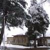 雪の日中線記念館