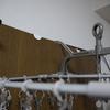 ドアにかけて室内干し!ツゥインモールの横持ちアルミハンガーがおすすめです!