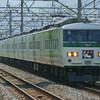 8月12日撮影 東海道線 平塚~大磯間 貨物列車その他もろもろ ②