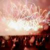 郡上たかす高原3Dミュージック花火ショー(8月21日)