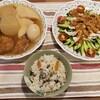 2018/08/29の夕食