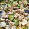 チキンと夏野菜の洋風煮込み