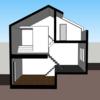 スキップフロアの魅力 注文住宅
