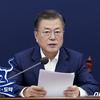 (韓国の反応) 文氏の支持率39%、否定的評価50%不動産·コロナ影響