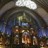 【カナダ】モントリオールで必見!ノートルダム大聖堂はとっても綺麗☆
