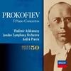 プロコフィエフ:ピアノ協奏曲第3番 / アシュケナージ, プレヴィン, ロンドン交響楽団 (1975/2014 SHM-CD)