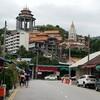 マレーシアのペナン島にある極楽寺「ケックロックシー」