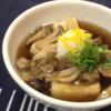 【豆腐レシピ】揚げだし豆腐のきのこあんかけ
