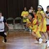 バスケ・ミニバス写真館50 一眼レフで撮影したバスケットボール試合の写真