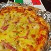 ●緑区「ピザハウス ピゼリア 浦和店」のミックスピザ