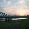 暑い日とDA 35mm Macroとターマ川。