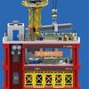 LEGO TAWER 建て直してみた