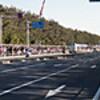 今年の初スポーツはサイクリング 箱根駅伝観戦を兼ねて江の島方向へ