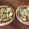 【おうちごはん】こどもたちと簡単ピザ作り。