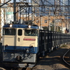 鶴見線名物「石炭列車」を追いかける 貨物列車撮影 11/9②