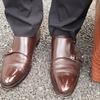 革靴5足で1週間毎日履き回しコーデ