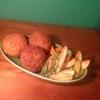 ラピュタの海賊飯;[レシピ]シータが作った茶色い丸いの。スコッチエッグ