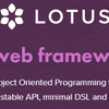 Lotus - A complete web framework for Ruby
