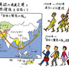 日本の新外交方針「自由と繁栄の弧」