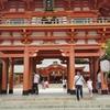 神戸で縁結びならここ『生田神社』