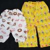 【手縫いで子供服】 100均の手ぬぐい一枚でできる夏用パンツ