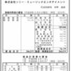 株式会社ソニー・ミュージックエンタテインメント 平成29年期決算公告