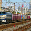 12月10日撮影 東海道線 平塚~大磯間 ② 貨物列車2本撮影 5095ㇾ 2079ㇾ