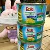 フィリピンのパイナップルの缶詰は日本のものとちょっと違います!