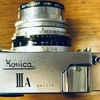 classic konica or konica IIIA 1.8/50mm