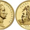 オーストリア1826年フランツ1世ゴールドメダル