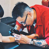 彫師YouTuberレン(山田 蓮)のプロフィールを解説!タトゥー専門のOMOSSY CHANNEL(オモシーチャンネル)